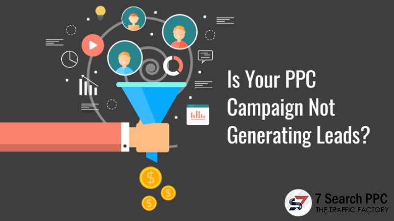 PPC Campaign not Generating Leads