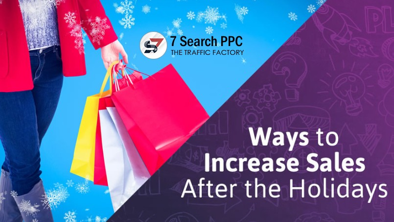 Ways Increase Sales After Holidays